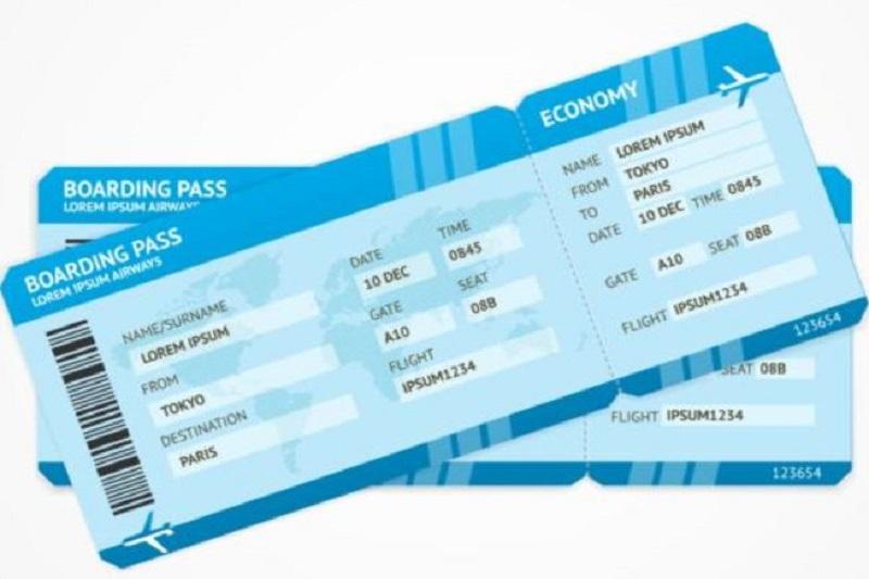Onward Ticket